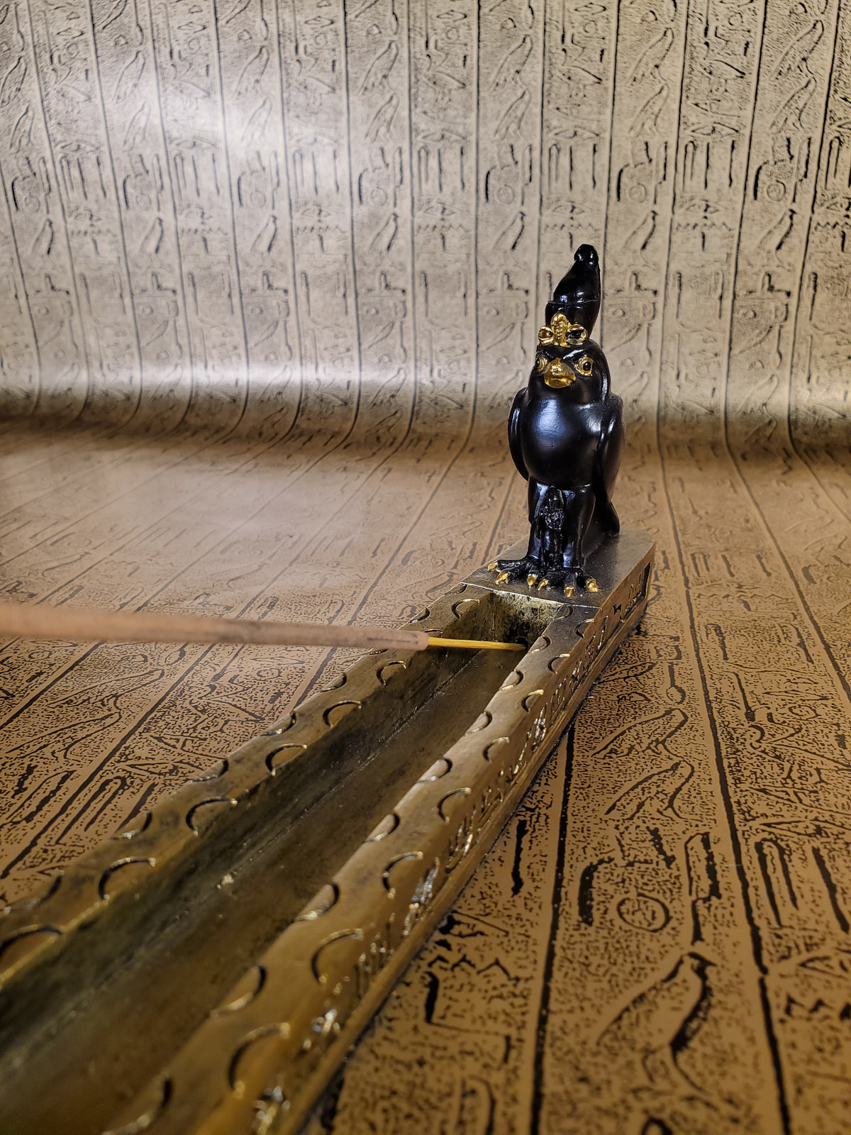 Horus Incense Burner