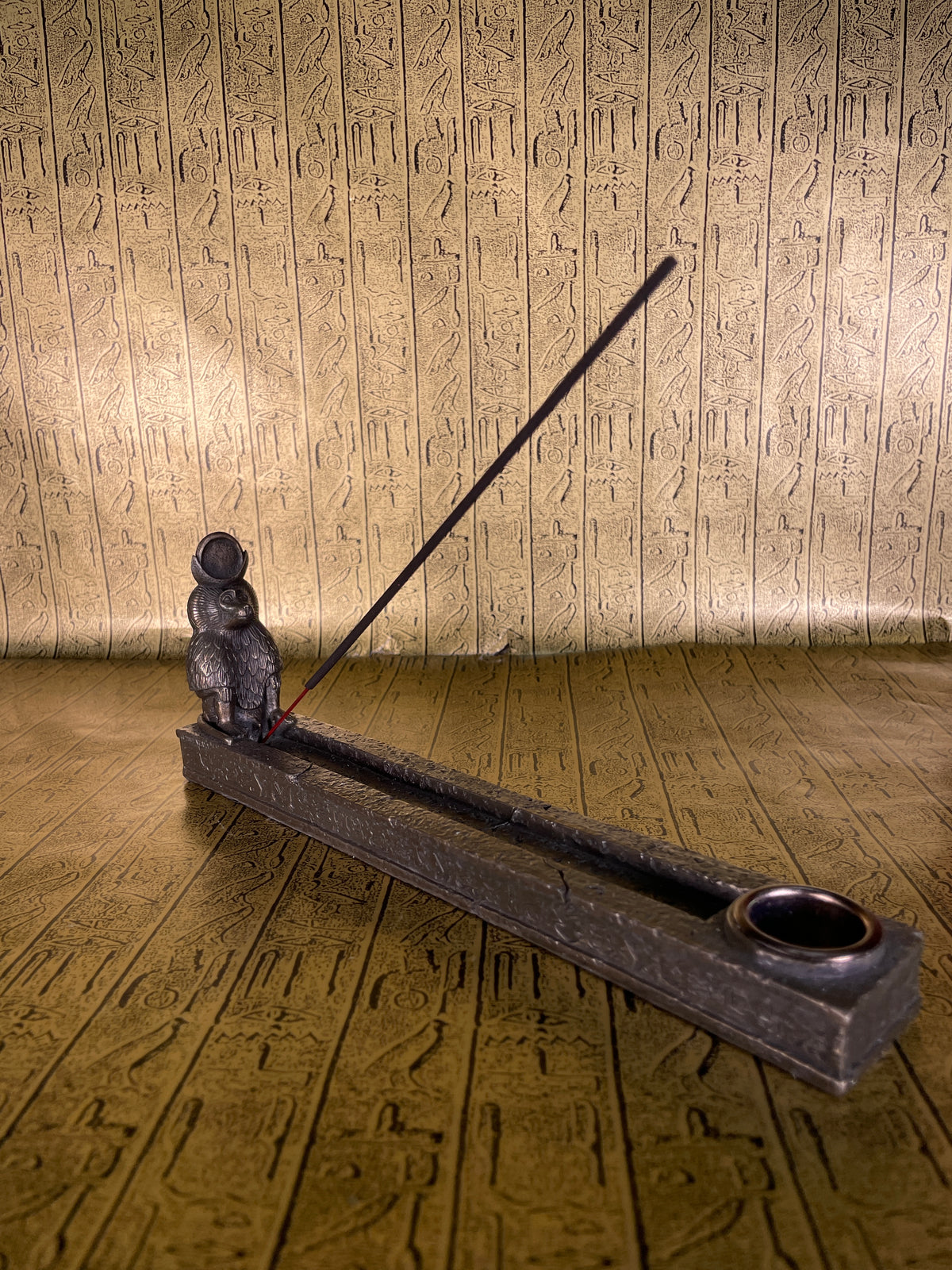 Thoth Incense Burner