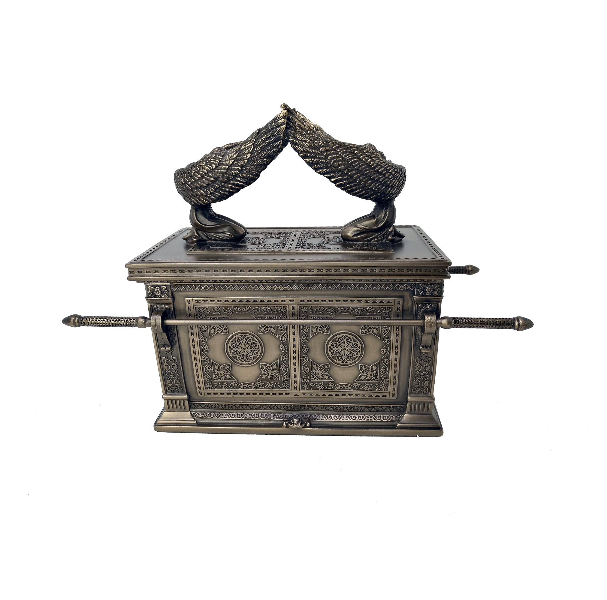 Large Ark of The Covenant Box - Legendary Ark of Covenant Box Containing The Ten Commandment Tablets - 11 Inches / 28cm