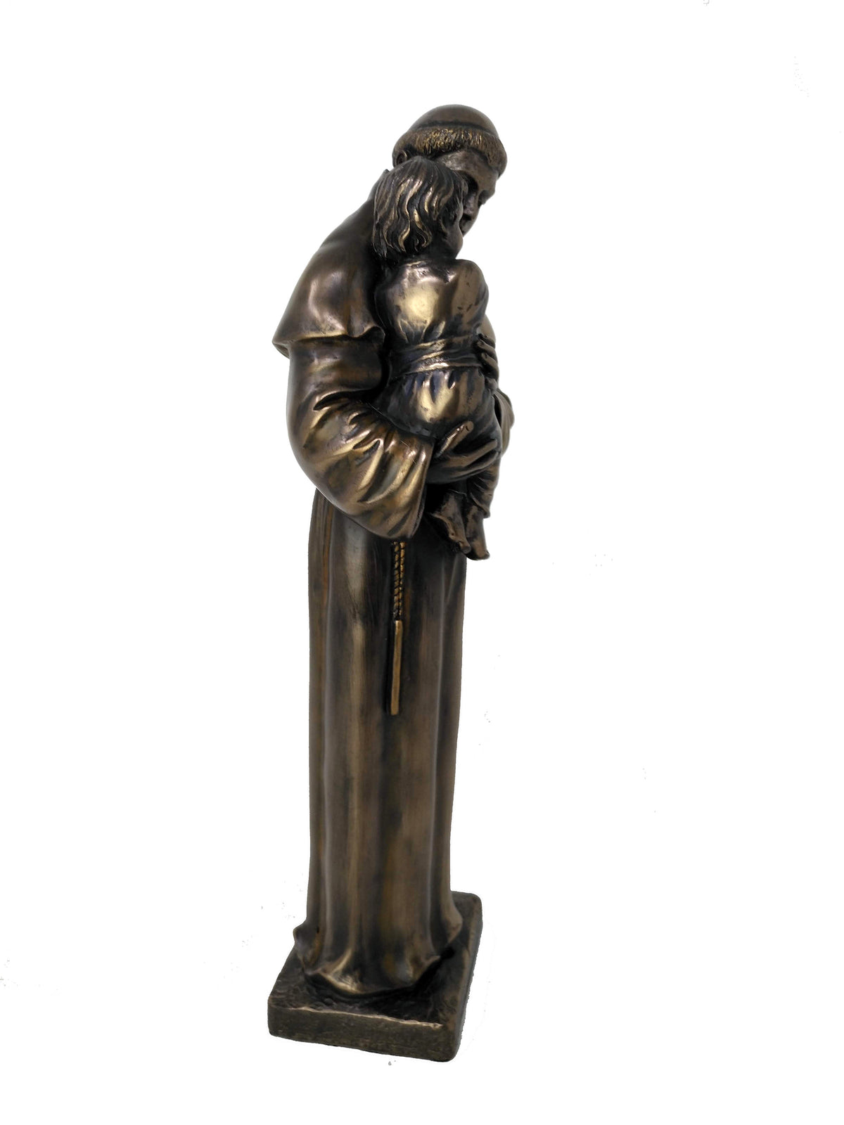 St. Anthony/Anthony of Padua Statue - Patron Saint of Lost Items