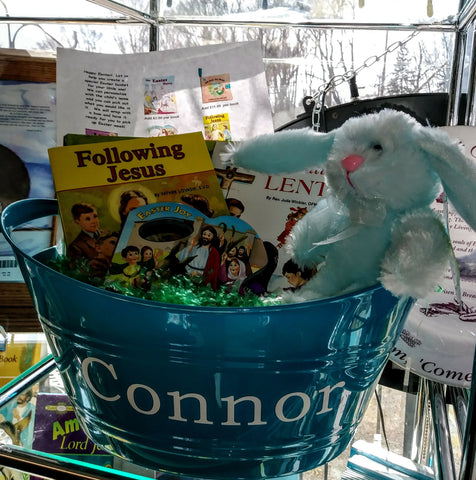 """Connor"" Easter Basket"