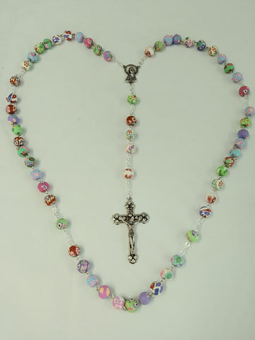 Floral Rosary