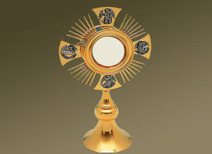 Four Evangelists Chapel Monstrance