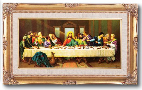 THE LAST SUPPER-ZABATERI
