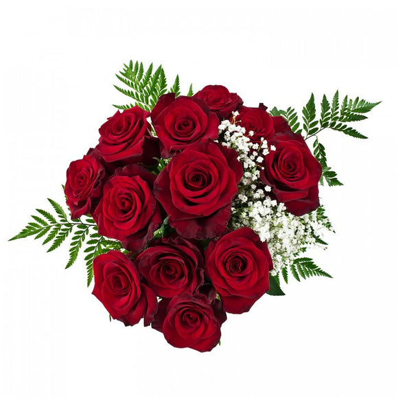 12 Stem Red Roses - Pre Order Pick Up At Store