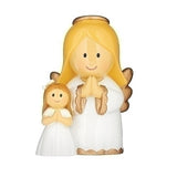 "2.75"" H Angel W/Communion Boy or Girl"