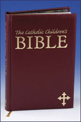 Catholic Children's Bible - Maroon - Gift Edition