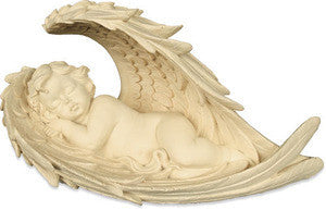 "Angel in Wings  14"" high"
