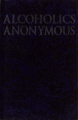 Alcoholics Anonymous Big Book 4th Edition Softcover	 Big Book	 Softcover