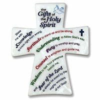 """Gifts of the Holy Spirit"" Plaque"
