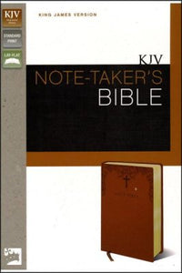 NKJ Note-taker's Bible