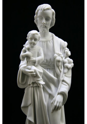 "St. Joseph with Jesus 19"" Statue"