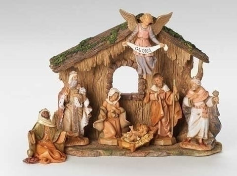 "Fontanini 9.5"" Nativity Set"