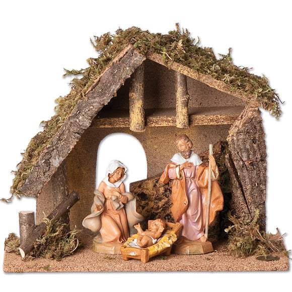 3 Piece Fontanini Nativity Set Starter