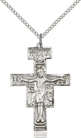 Crucifix of St. Damian 6077SS18S