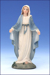 "4"" OUR LADY OF GRACE FLORENTINE STATUE"
