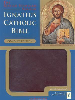 RSV Ignatius Catholic Bible Compact Edition