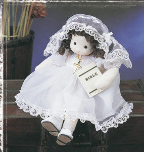 Maria First Holy Communion Doll