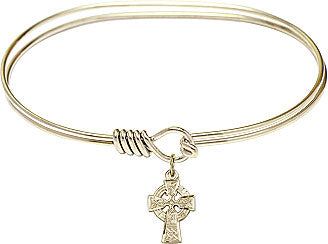 Celtic Cross Bangle