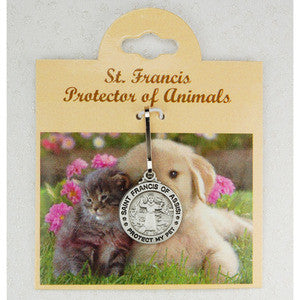 Small St. Francis Medal