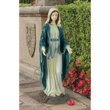 Virgin Mary, the Blessed Mother of the Immaculate Conception Garden Statue