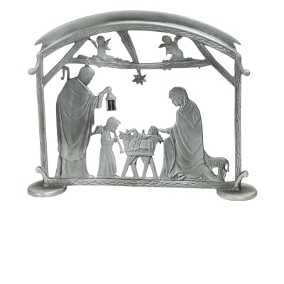 Standing Nativity and Holy Family Scenes