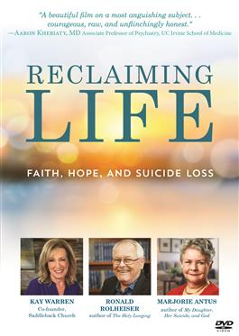 Reclaiming Life DVD