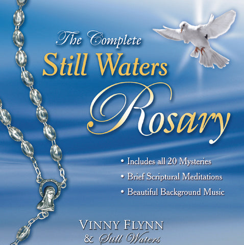 Still Waters Rosary CD