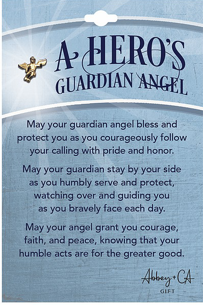 A Hero's Guardian Angel