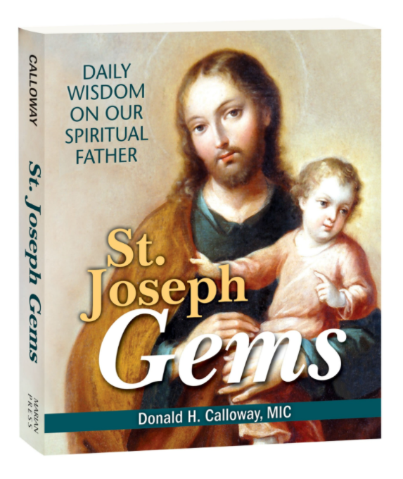 St. Joseph Gems: Daily Wisdom on our Spiritual Father