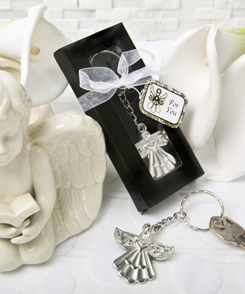 Angel Key Ring Favor
