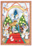 O Holy Night Advent Calendar
