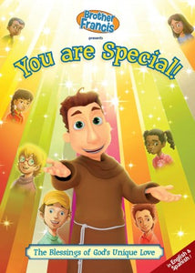 Brother Francis - You are Special DVD