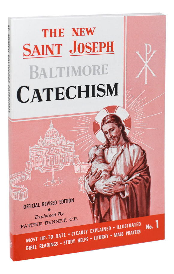 The New Saint Joseph Catechism #1