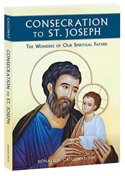 Consecration to St. Joseph (comes in English or Spanish)