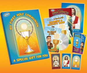 Brother Francis My First Communion Gift Set