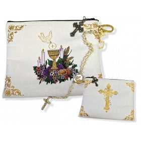 1st Holy Communion Tapestry Pouch