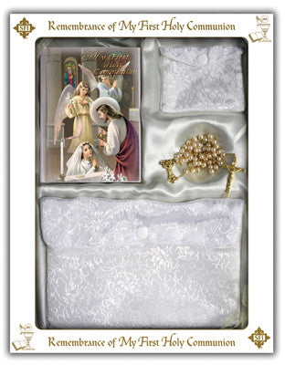 First Holy Communion Gift Set Girl Edition