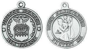 Air Force / St. Christopher Medal