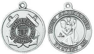 Coast Guard / St. Christopher Medal