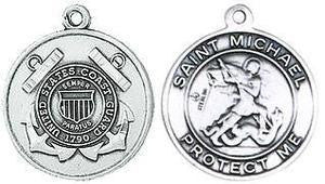Coast Guard / St. Michael Medal