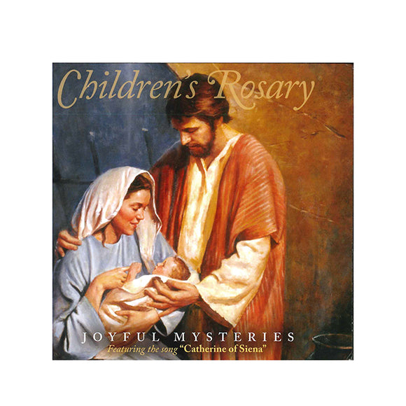 Children's Rosary Joyful Mysteries