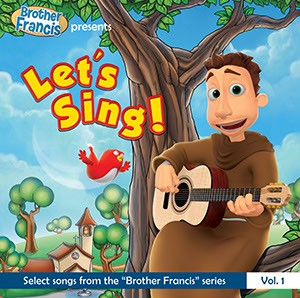 Brother Francis - Let's Sing! CD