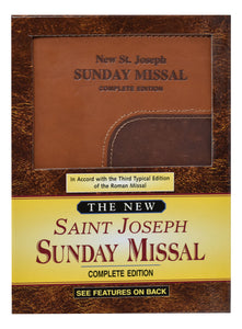 The New Saint Joseph Sunday Missal