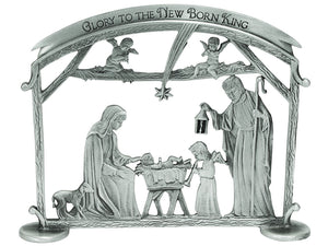 Holy Family Nativity Scene