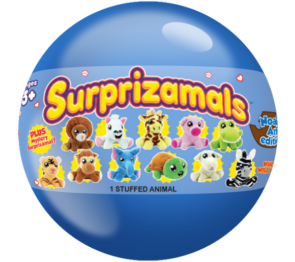 Surprizamals:  Noah's Ark Edition