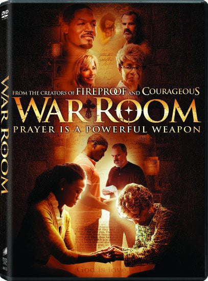 War Room dvd