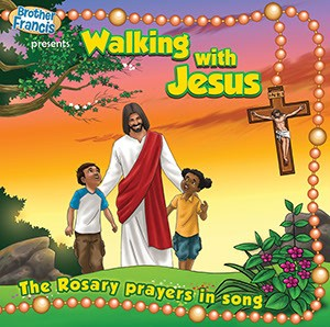 Brother Francis - Walking with Jesus CD