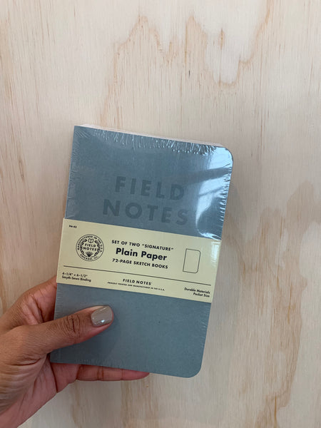 Field Notes | Signature Sketch Book