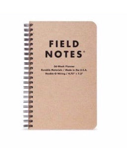 Field Notes | 56- Week Planner